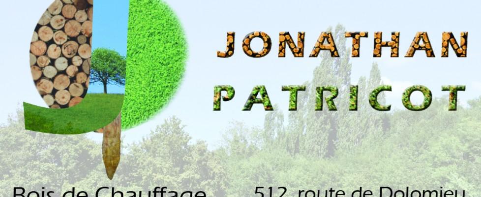 carte de visite de j patricot créée par Infoweb38