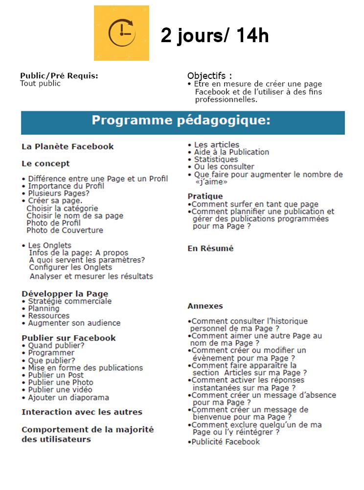 facebook programme 1